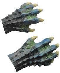 Sea Monster Halloween Costume by Sea Monster Hands U0026 Halloween Costumes From Costume Cauldron