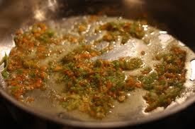 fresh tagliolini with a zucchini flower cream sauce tiny test