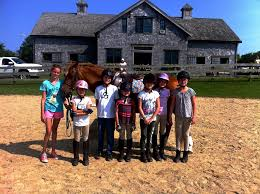 Massachusetts travel pony images Summer pony camp at pond view farm equestrian stylist jpg