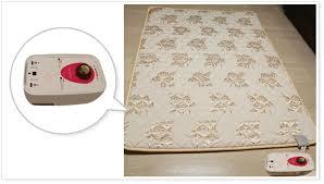 heated mattress pad ondol heating mattress