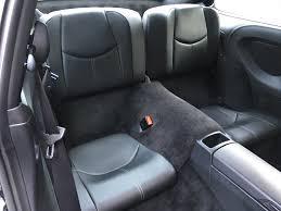 porsche carrera back seat porsche 911 carrera s