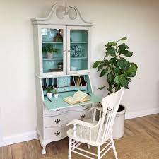 Antique Home Office Furniture Antique Desk With Hutch Home Office Furniture