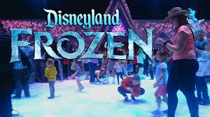 new 2015 frozen attraction at disneyland california adventure