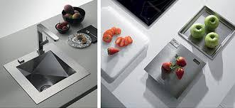 accessoire cuisine design franke cuisine charming evier de cuisine blanco bouchon