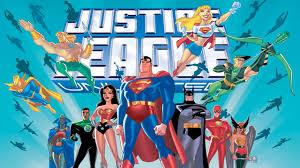 imagenes animadas de justicia gratis malditosnerds las mejores series animadas de dc comics