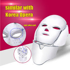 at home light therapy for acne led light therapy mask for acne treatment led mask for home