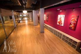 make up classes in dc salsa with archive our beautiful studio is