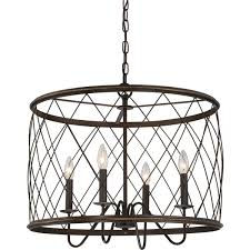 trellis cage drum chandelier lighting pinterest drum