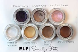 cheap makeup classes review swatches smudge pots mac dupes up the