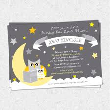 Library Card Invitation Baby Shower Storybook Baby Shower Invitations Best Shower