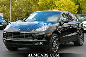 porsche used 2015 used porsche macan awd s pano prem s at alm kennesaw ga