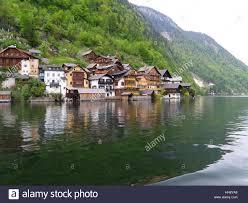 beautiful lake village of hallstatt austria unesco world