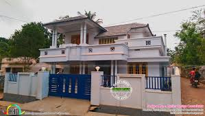 finished house nu kerala by atelier design kerala home design