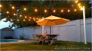 post to hang string lights how to hang string lights in backyard post to hang string lights how