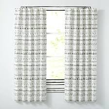 Grey Plaid Curtains Grey Plaid Curtains Photo 3 Of 4 Gray Plaid Kitchen Curtains