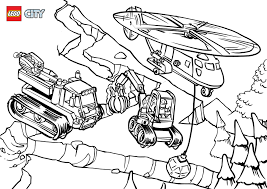 volcano explorers 3 colouring page lego city activities