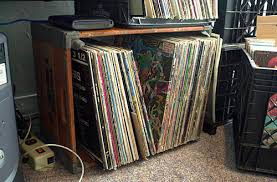 Vinyl Record Bookcase A Lil Thing On Milk Crates For Vinyl Records Hiphopproduction Com
