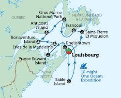 map of canada east coast canada s east coast bunnik tours
