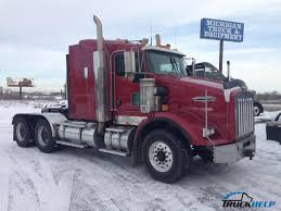 kenworth dealers in michigan 2003 kenworth t800 for sale in grand rapids mi by dealer