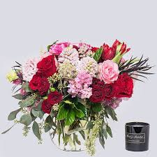 english garden valentine u0027s bowl in sherman oaks ca mark u0027s garden
