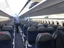 trip report american airlines 787 inaugural flight