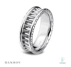 Platinum Wedding Decor 52 Best Men U0027s Platinum Wedding Bands Images On Pinterest