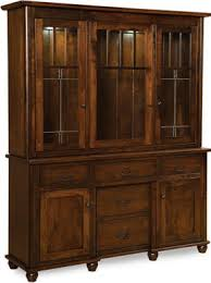 Buffet With Hutch Furniture Buffets Hutches Sideboards Brandenberry Amish Furniture