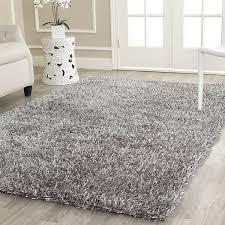Modern Grey Rug by Living Room Chandra Rugs Giulia With Gray Shag Rug And Brown
