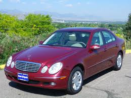2005 mercedes benz e320 4 matic 102 525 miles v i n
