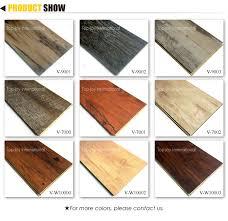 Vinyl Click Plank Flooring Acoustic Foam Wpc Vinyl Click Soundproof Floor Tile Vinyl