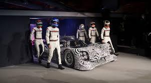 porsche 919 interior porsche 919 hybrid lmp1 racer complete driver line up named