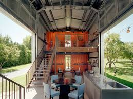 shipping containers made into homes amys office