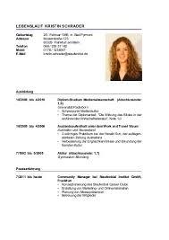 Lebenslauf Muster Jurist Beispiel Lebenslauf Des Staufenbiel Lebenslauf Staufenbiel De