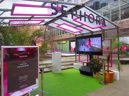 Canopy Photo Booth by Terresa U0027s Steals And Deals U003d Sephora Pop Up Greenhouse