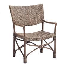 meuble en rotin pour veranda fauteuil rotin u2013 fauteuils en osier meuble salon pier import
