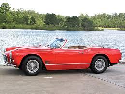 red maserati spyder 1962 maserati 3500 gt spyder classic driver market
