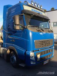 new volvo tractor trucks used volvo fh 13 420 6x2 4 mega tractor units year 2010 price