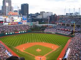 progressive field cleveland indians yards of summer i