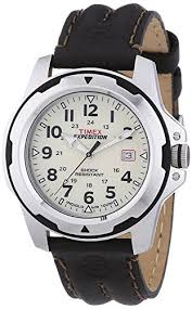 timex men u0027s expedition rugged field shock analog watch t49261