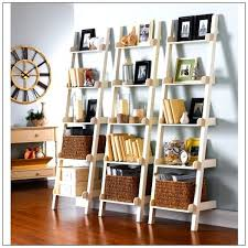 bedroom shelves cute ladder shelf exles