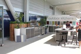 kitchen outdoor kitchen show decor color ideas gallery with