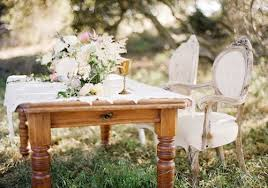 sweetheart table decor wedding trends sweetheart tables