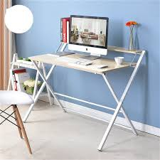 Writing Desks For Home Office New Arrival Simple Folding Writing Desk Laptop Desk Bedside Gaming
