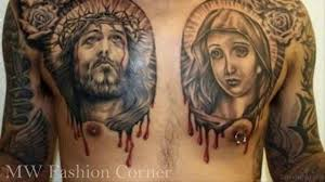 best jesus tattoo designs with pictures youtube