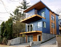 Modern Multi Family House Plans Seattle Djc Com Local Business News And Data Architecture