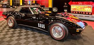 corvette auctions mecum auction tops 31 4 million in dallas classiccars com journal