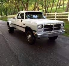 dodge one ton trucks for sale 1993 dodge ram 3500 le for sale dodge rams