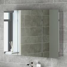 Slimline Bathroom Cabinets With Mirrors by Glass Medicine Cabinet Tags Recessed Built In Bathroom Mirror
