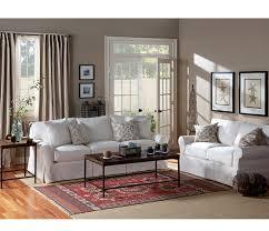 livingroom boston hadley slipcover sofa boston interiors living room