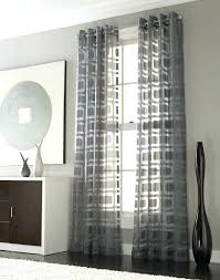 contemporary window curtains u2013 teawing co